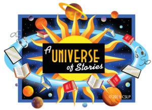 Keep the Universe Healthy @ Cheney Public Library